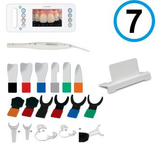 Paket 7: dentaleyepad komplett kit